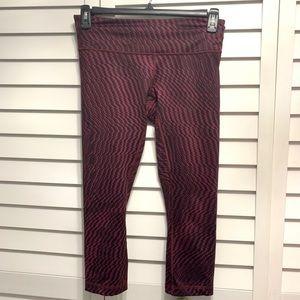 Lululemon Athletica Wunder Unser Crop Pants